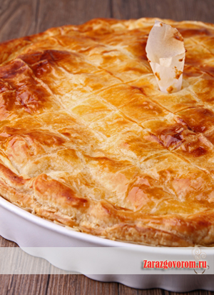Рецепты пирога с горбушей с фото